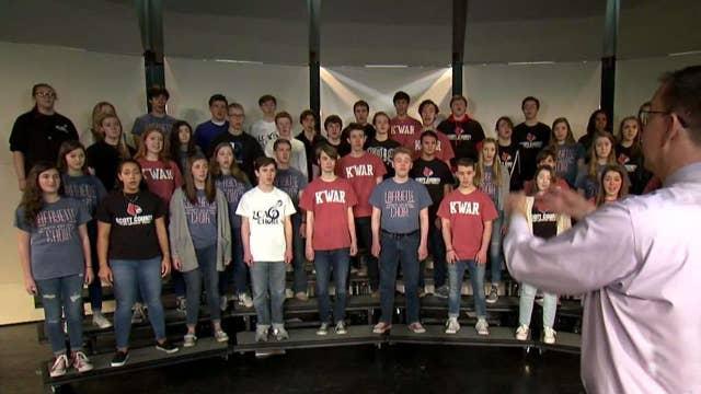 After the Show Show: Kentucky All-State choir