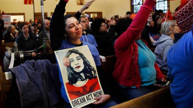 DACA, amnesty, border security top immigration reform debate