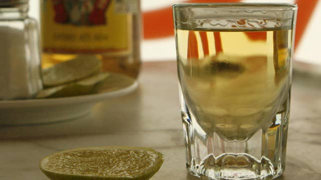 Bottom's up? Nation faces potential tequila shortage