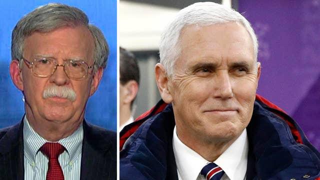 Bolton: 'Fruitless' for White House to talk to North Korea