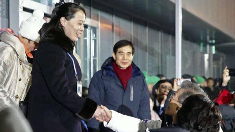 American media fall for North Korea at Winter Olympics