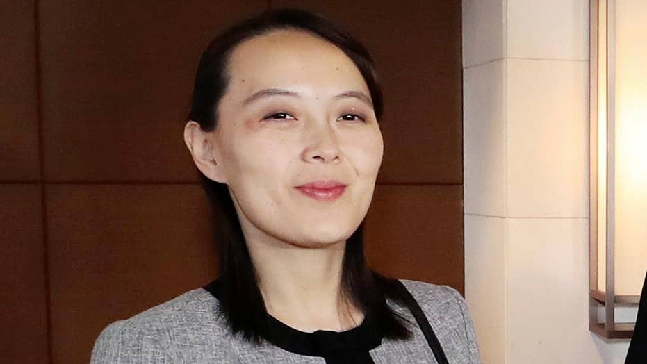 Media glamorize King Jong Un's sister