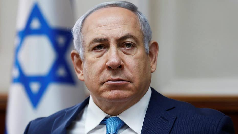 Israel sends a warning to Iran following airstrikes in Syria