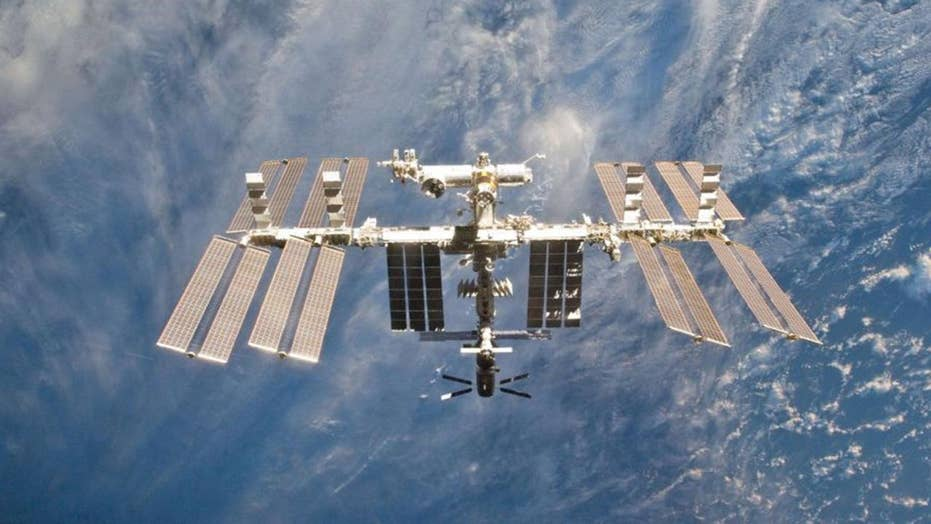 White House's proposed budget includes plan to privatize ISS