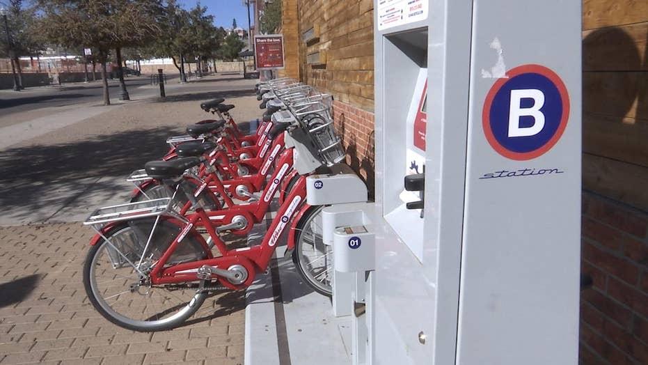 Bi-national bike share to operate across Mexico border