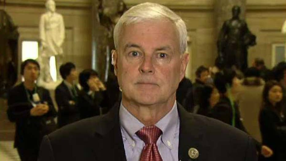Rep. Womack: GOP still cares about deficits and debt