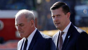 FBI Director Christopher Wray's congressional testimony appears to contradict the White House timeline of when West Wing officials became aware of Rob Porter's alleged domestic abuse. Take a look at some of the recent statements made by Wray and the White House.