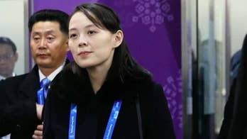News outlets are under fire for glowing coverage of Kim Yo Jong's presence at the Winter Olympics in Pyeongchang, South Korea; Dr. Sebastian Gorka and Amb. John Bolton react on 'Hannity.'