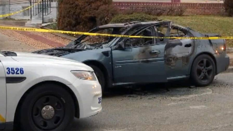 Philadelphia police say kidnapped man was bound, set ablaze in vehicle after ransom demands failed.