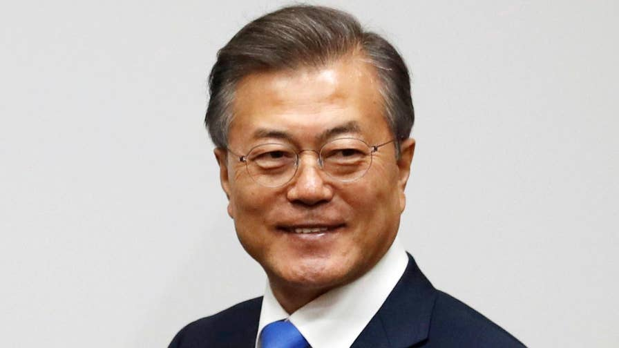 South Korean president invited to North Korea for a discussion.