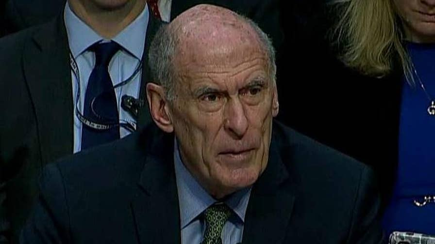 DNI Director Coats says to expect to see North Korea press ahead with more missile tests in 2018. Intelligence leaders deliver opening statements at the Senate Intelligence Committee hearing on worldwide threats.