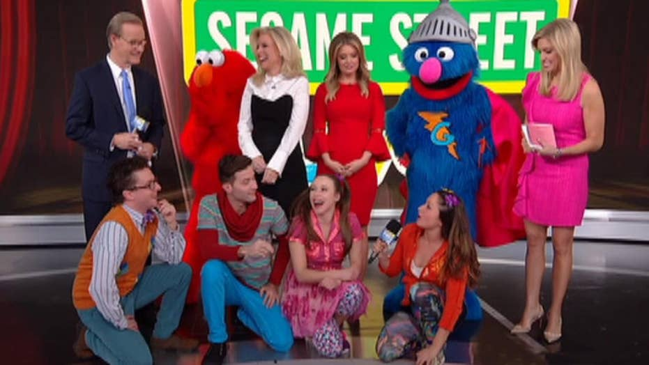 After the Show Show: 'Sesame Street' LIVE!