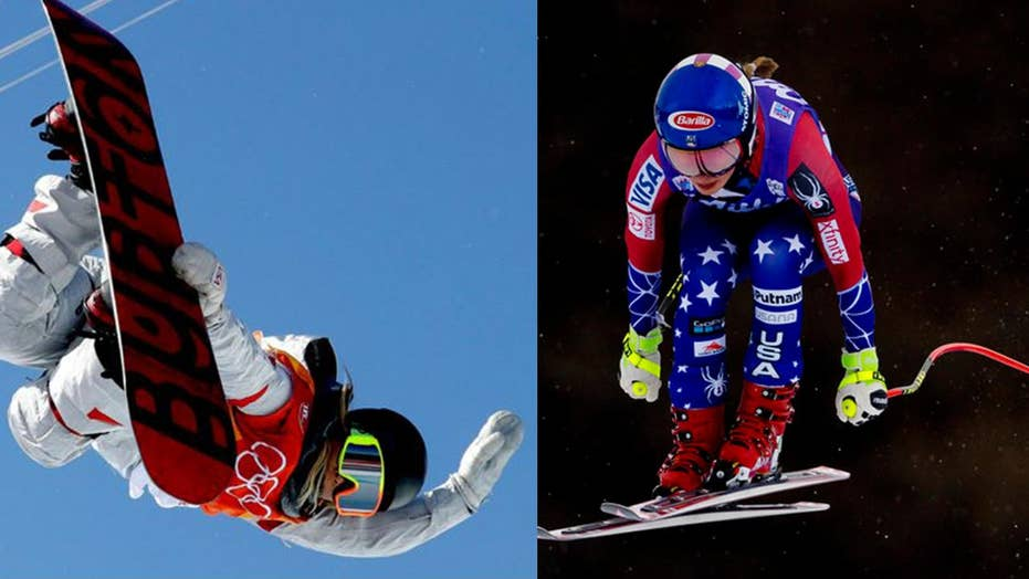 Shiffrin's skis & Kim's snowboard success: Why waxing is key