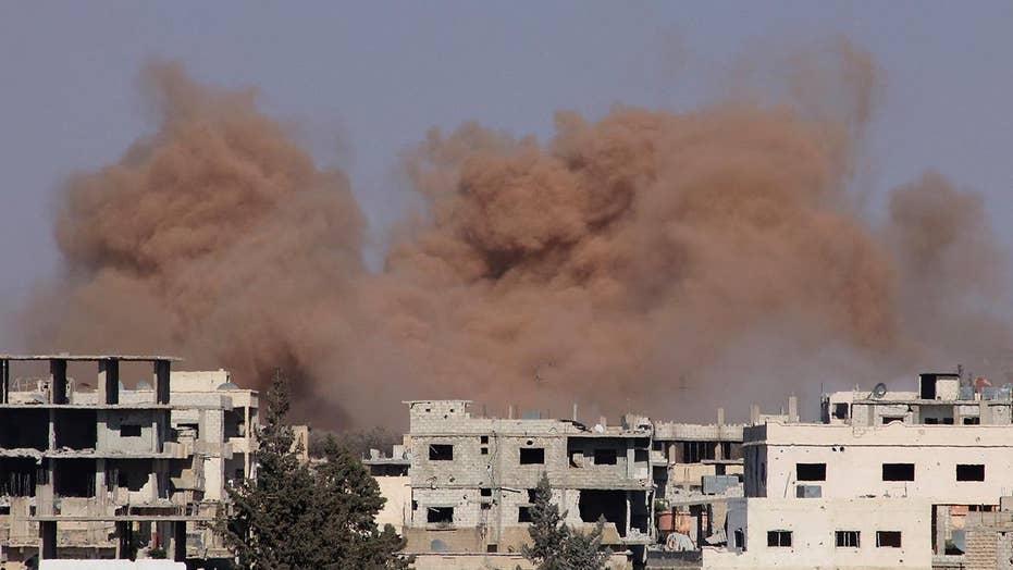 Report: More than 100 Russians killed US airstrikes in Syria