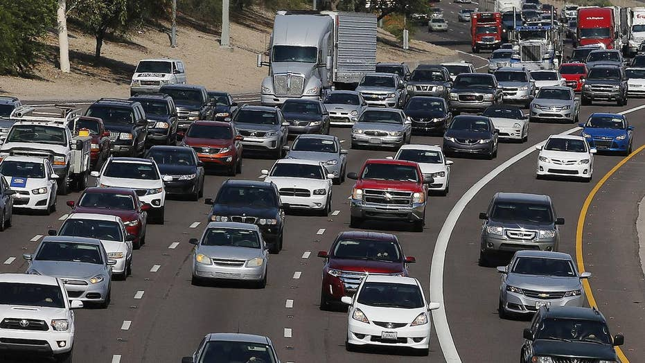 Gas tax in focus amid infrastructure spending push