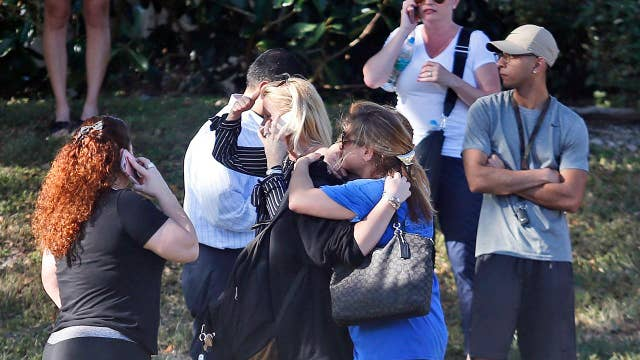 Shepard Smith reads list of school shootings since Columbine