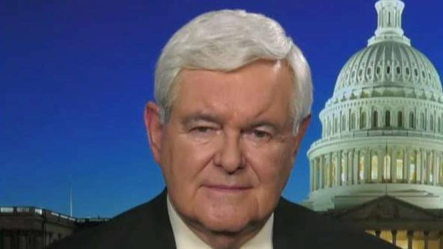 Fox News contributor and former Speaker of the House Newt Gingrich on new developments involving James Comey, Susan Rice and John Brennan.