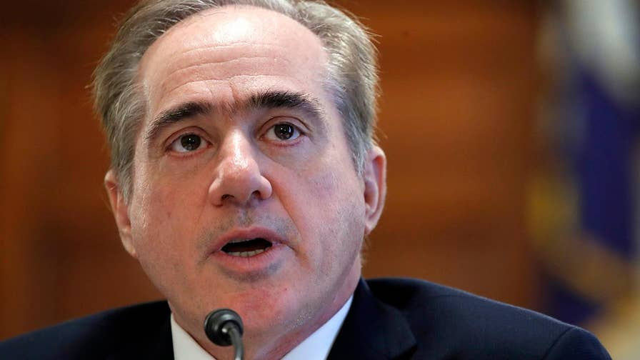 Inspector general's report faults Veterans Affairs Secretary David Shulkin over Europe trip expenses.