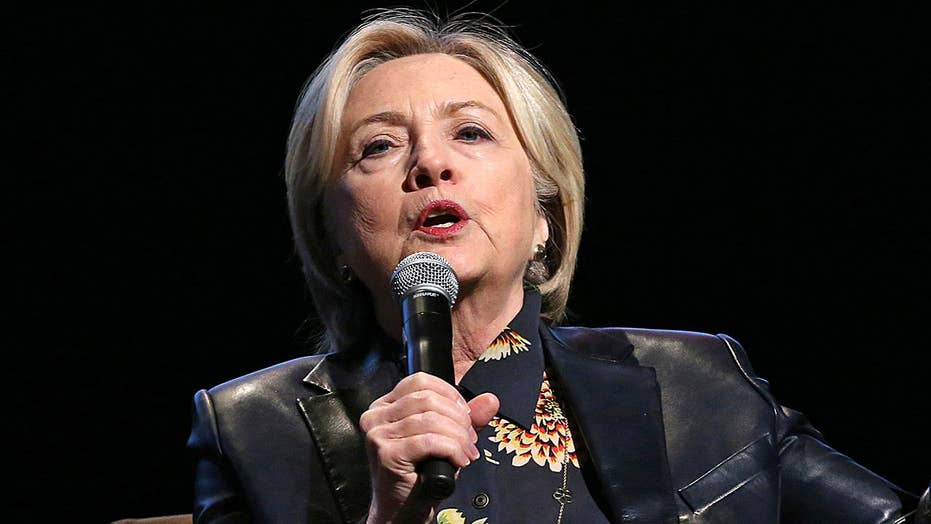 Hillary Clinton hitting the campaign trail for Democrats