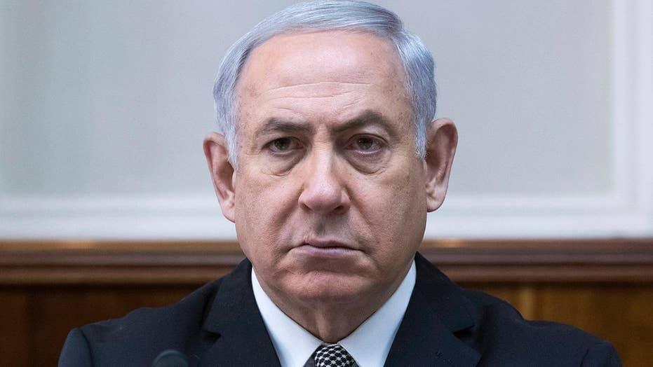 Israeli Prime Minister Netanyahu denies corruption claims