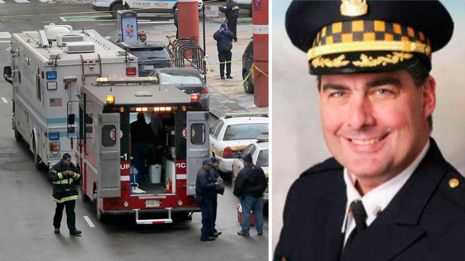 Chicago Police commander killed in the line of duty
