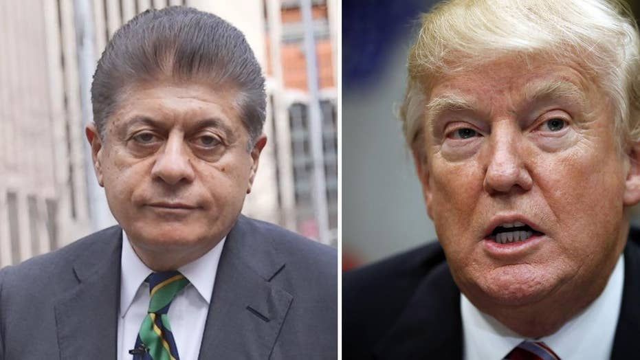 Napolitano: Trump's budget adds up to $1 million a minute