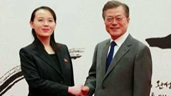 South Korea open to talks with North Korea if certain 'preconditions' are met. Greg Palkot reports from Seoul.