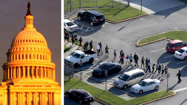the issue of shootings in american schools An ongoing washington post analysis has found that more than 150,000 students attending at least 170 primary or secondary schools have experienced a shooting on campus since the columbine high.