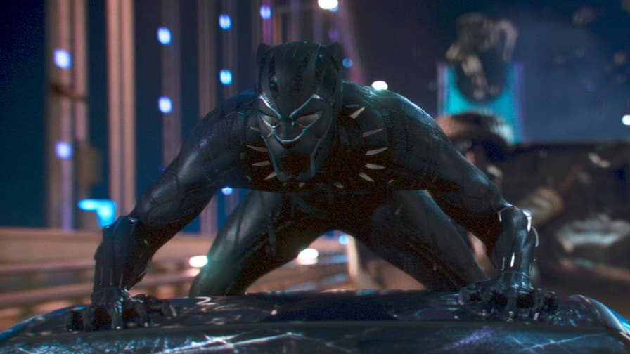 The 'Black Panther' is making his Marvel Cinematic Universe solo debut, but who is this warrior king and how long has he been an active superhero?  Here's a history of the comic book character now coming to life on the big screen.