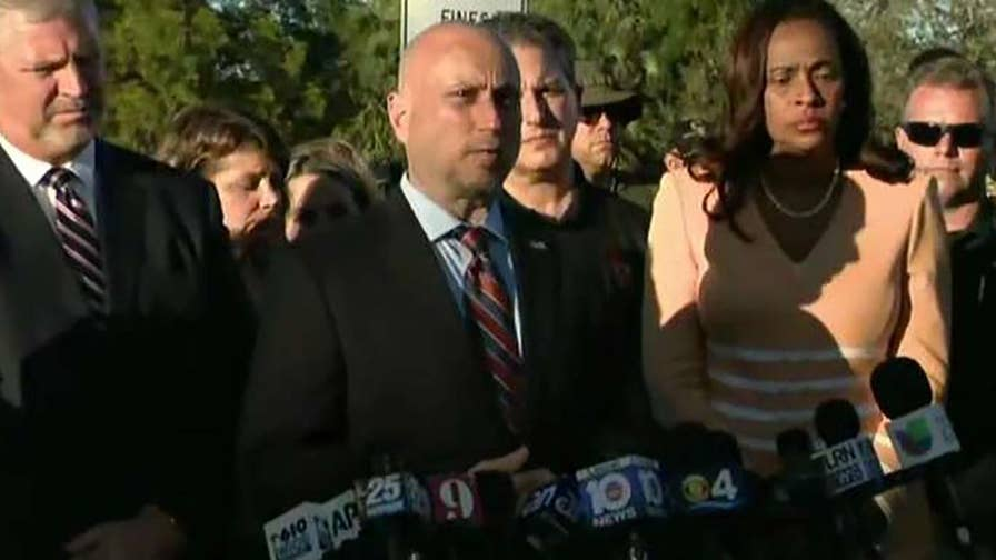 ATF Special Agent in Charge Peter Forcelli says the firearm used in the Parkland school shooting was purchased lawfully by the suspect in Florida.
