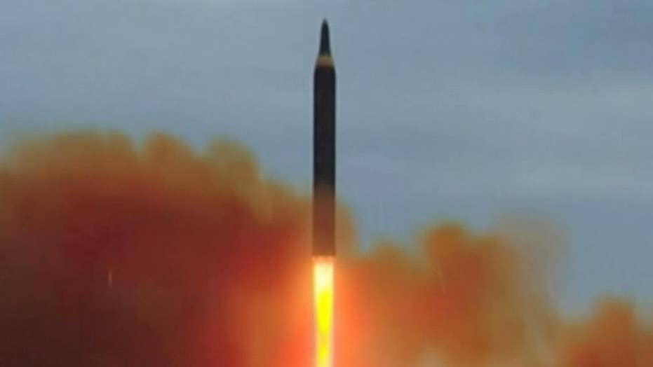 Has the US fallen behind China in missile technology?