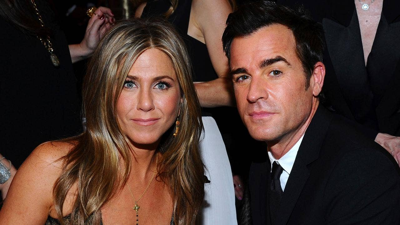 Jennifer Aniston and Justin Theroux may never have been legally married