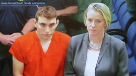 "The couple who took in alleged gunman Nikolas Cruz months before last week's deadly Florida shooting said they had a ""monster living under"" their roof and saw no warning signs the night before the bloodbath — despite the 19-year-old's history of trouble in school, reports said."