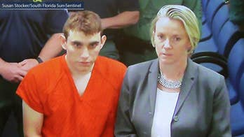 Melisa McNeill says her client, suspected school shooter Nikolas Cruz, lacks impulse control, but is 'sad' and 'remorseful.' Cruz remains in custody on 17 counts of premeditated murder; Steve Harrigan reports from Parkland, Florida.