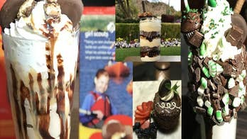 Chefs in Arizona competing in Girl Scout Cookie-inspired dessert challenge