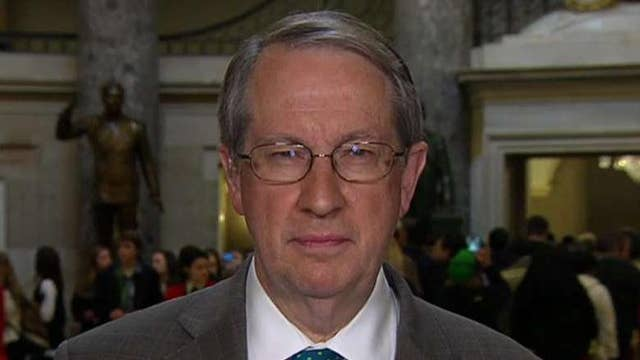 Rep. Goodlatte on the immigration debate in the House