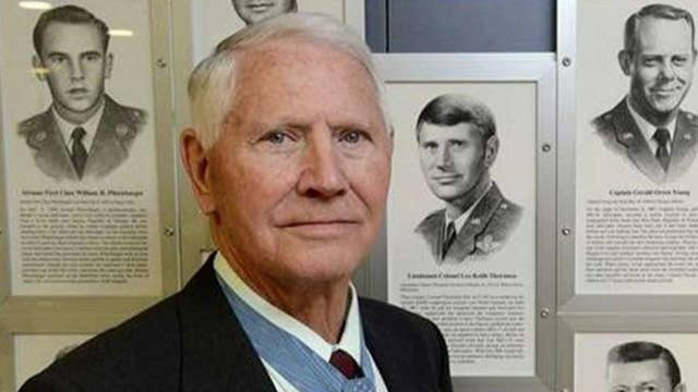 Remembering Medal of Honor recipient Col. Leo Thorsness