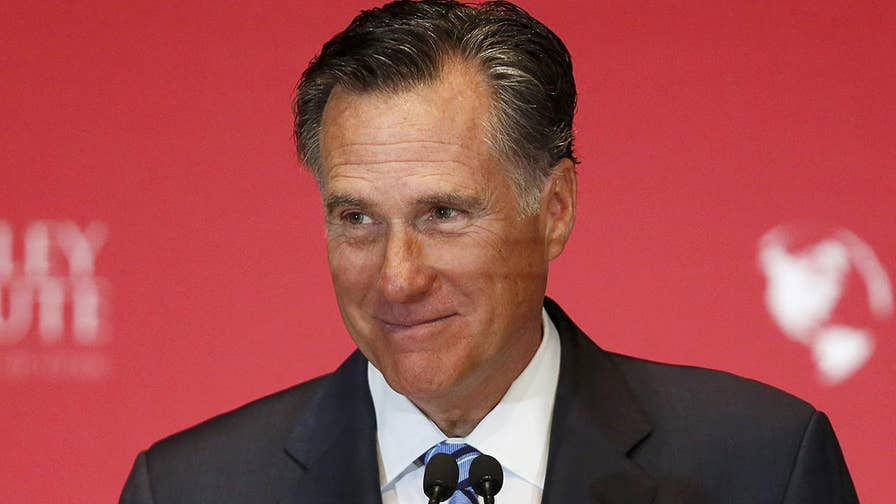 Mitt Romney: I want to bring Utah's values to D.C.