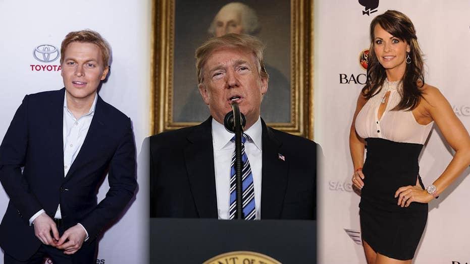 Ronan Farrow allegation: Trump had affair with Playboy model