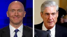 Former Trump campaign adviser was the object of secret government surveillance because of Russia ties but he is not indicted along with 13 Russians for meddling in U.S. elections. #Tucker