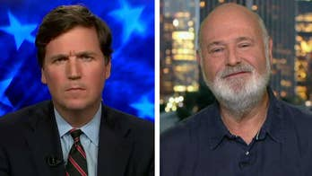 Rob Reiner has led the Hollywood Russian collusion charge against Trump. Tucker calls him out on the latest developments