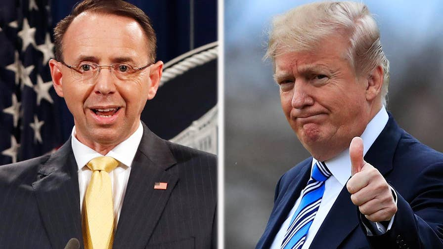 Deputy Attorney General Rod Rosenstein announces indictments of 13 Russian nationals and three Russian companies for meddling in the 2016 presidential election; insight from Niall Stanage, White House columnist for The Hill.
