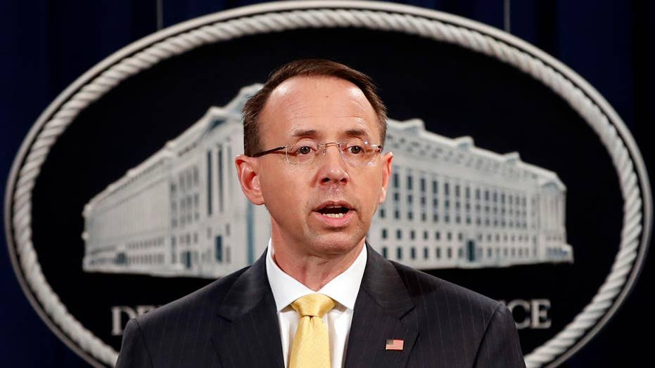 Analyzing the impact of Rosenstein's indictment announcement