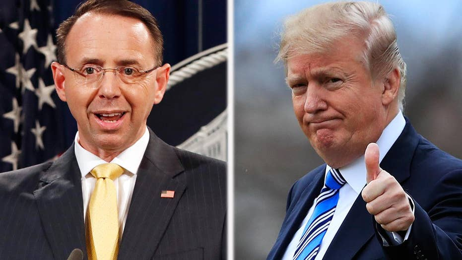 Is indictment of Russian nationals vindication for Trump?
