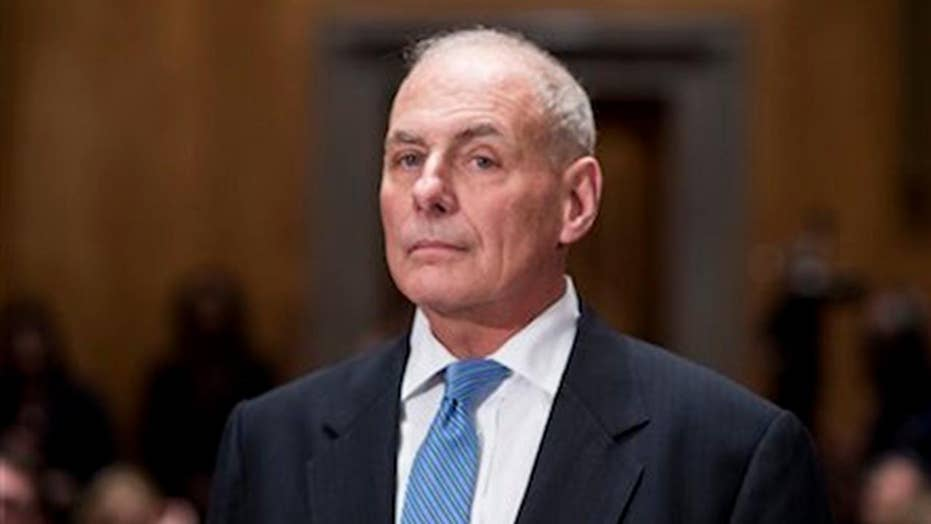 John Kelly to change White House security clearance rules