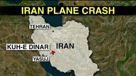 A passenger killed in the deadly Iranian commercial plane crash on Sunday reportedly channeled his faith just moments before take-off, sending his girlfriend one last text.