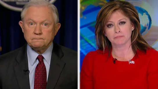 Sessions: DOJ to review policies of responding to notices