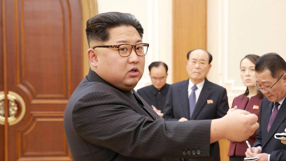 Trump administration open to talks with North Korea