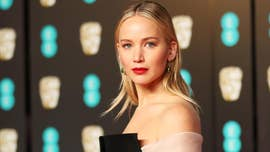 Jennifer Lawrence was slammed for a comment she made to host Joanna Lumley at the British American Film and Television Awards.
