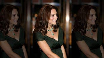Kate Middleton criticized for wearing green to BAFTAs
